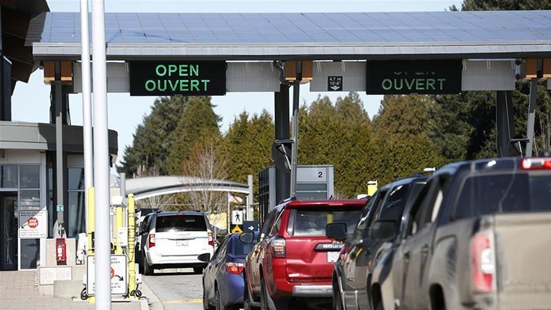 US-Canada border to remain closed through June 21