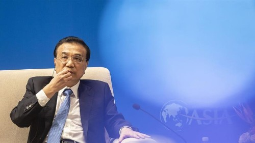 'Very difficult' for China's economy to grow at 6 percent: Li