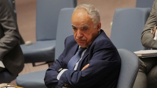 UN envoy: 'Libya a textbook example of foreign intervention'
