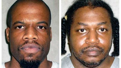 Oklahoma prison botches inmate execution