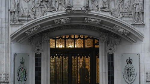 UK Supreme Court braces for greatest constitutional challenge yet