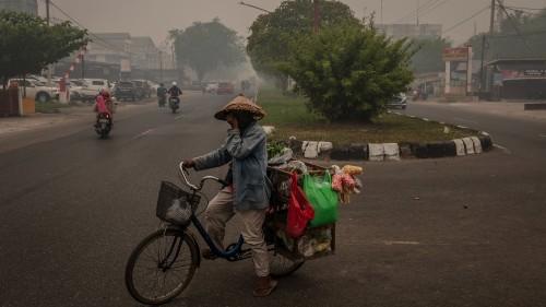 Southeast Asia takes on haze problem as long-term danger looms