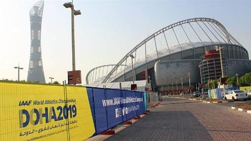 Qatar set to host 'historic' IAAF world athletics championships