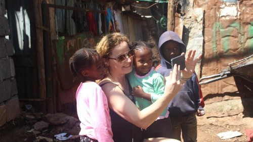 'We are not wildlife': Kibera residents slam poverty tourism