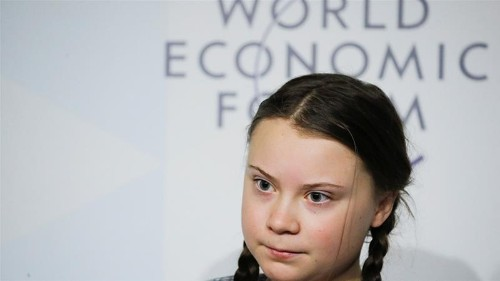 Thunberg's message to Davos: 'You have not seen the last of us'