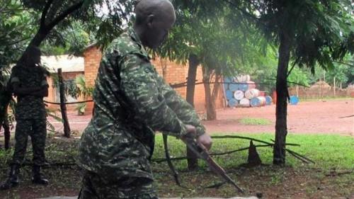 Uganda army kills 41 'tribal gunmen' near DRC