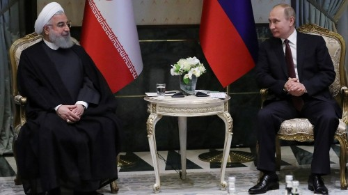 Will Russia let Iran down to win the US over?