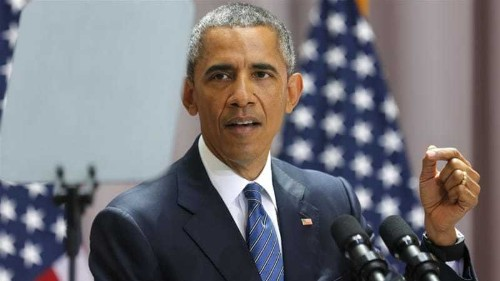 Obama: Abandoning Iran nuclear deal could mean war