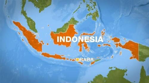Strong magnitude 6.4 earthquake strikes Indonesia