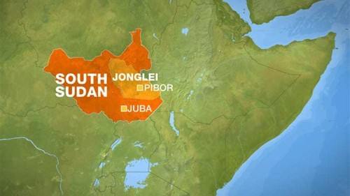 Dozens killed in South Sudan gun battle
