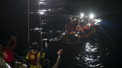 Boat carrying 91 migrants goes missing in Mediterranean