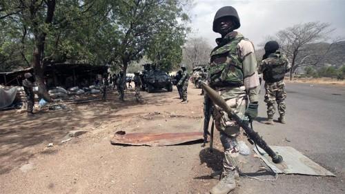 Nigeria claims destruction of Boko Haram camps