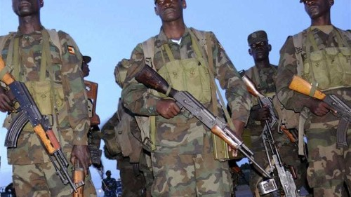 Ugandan army chief fired after leaked letter