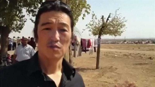 Japan mourns as ISIL says journalist is beheaded