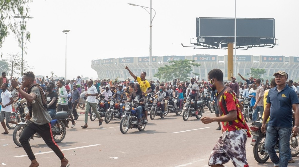 Protests in the DRC over election chief appointment plans