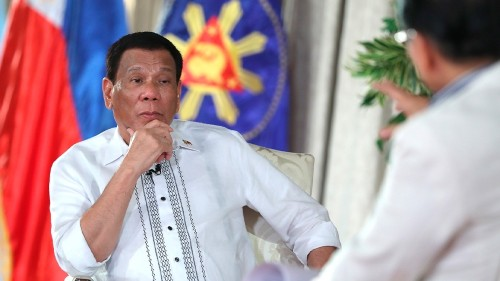 'Chilling': Duterte tries to shut Philippines biggest TV station