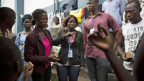Sierra Leone seeks help to fight Ebola