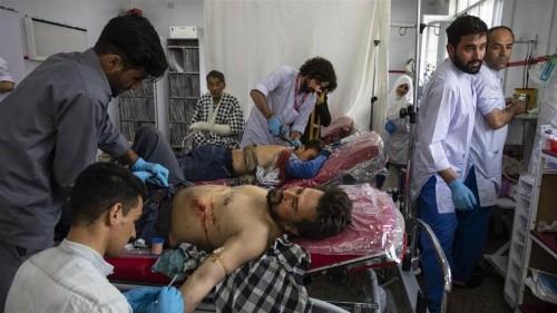 'Unprecedented' Afghan civilian casualties in July- September