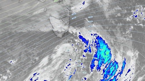 Tasmania braces for back-to-back storms