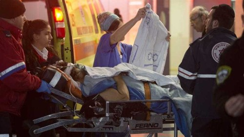 Two Palestinians killed after alleged stabbing