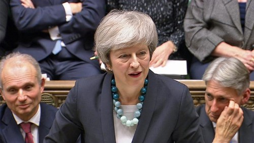 UK PM Theresa May delays crunch vote on her Brexit deal