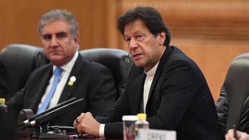 Pakistan PM Khan seeks peace talks after Modi's election win