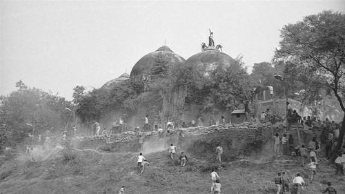 Timeline: Babri mosque-Ram temple case