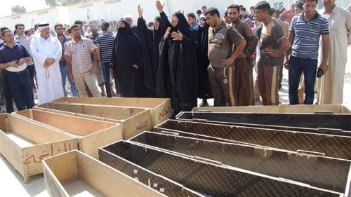 Sixteen Shia family members killed in Iraq