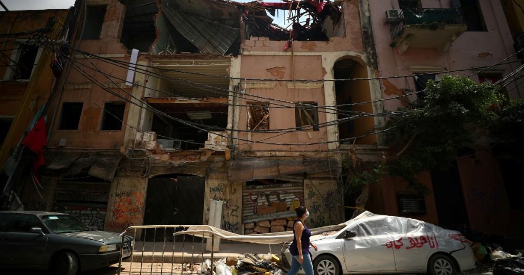 Lebanon justice minister 'waiting' to judge blast probe