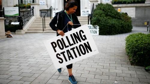 Brexit-bound UK, Netherlands kick off EU elections