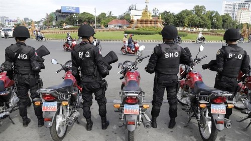 Cambodia detains another opposition member amid wider crackdown