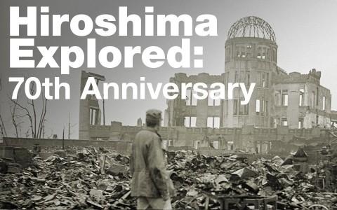 Hiroshima and History of Bombing Civilians