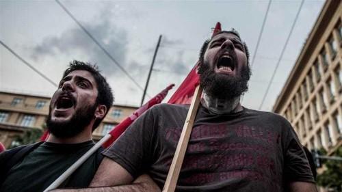 Inside Greece's resurgent anarchist movement