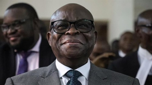 Nigeria's chief justice banned from holding public office