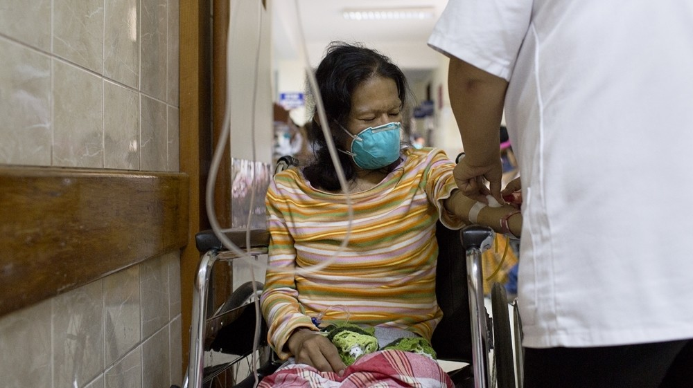 A Peruvian's struggle to survive TB and AIDS