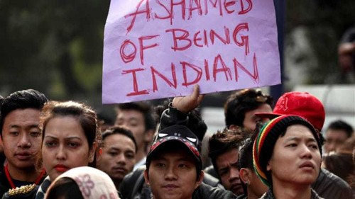 Outcry in India after 'hate crime' incident