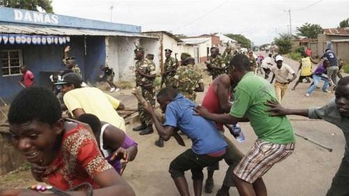 Burundi's president files candidacy amid tension