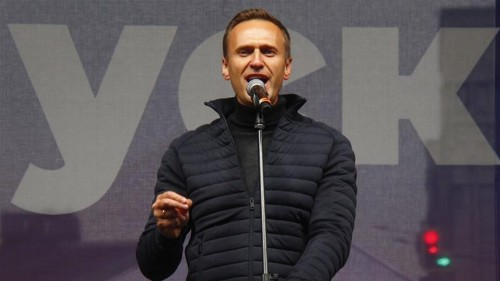 Russia lists opposition leader Navalny's group as 'foreign agent'