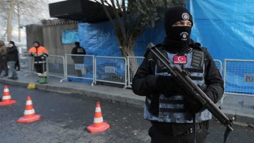 Turkey says over 800 detained in anti-ISIL operations