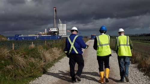 Fracked-off: Gas extraction 'causes quakes'