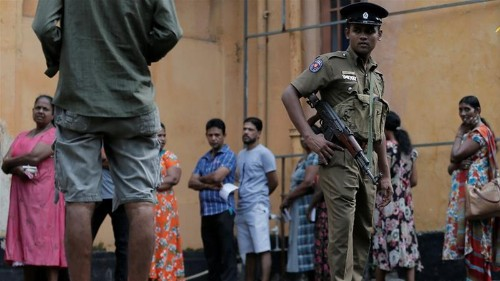 Sri Lanka election: Observers report poll day violations