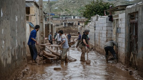 Iran: Deadly floods highlight need for 'natural disasters' fund