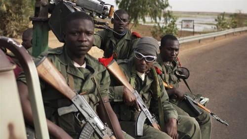 Armed men kill six Malian soldiers