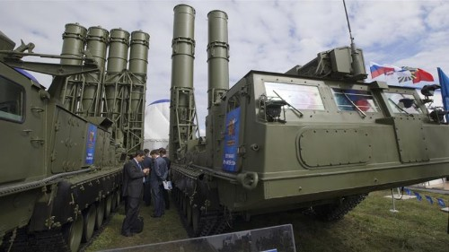 Analysis: Iran's Russian missiles 'intensify arms race'