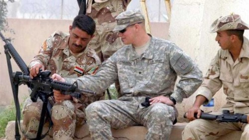 Top US general in Iraq to assess campaign
