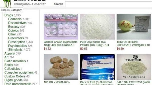 'Silk Road' illicit online market reopens