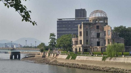 Hiroshima: They told me to paint my story