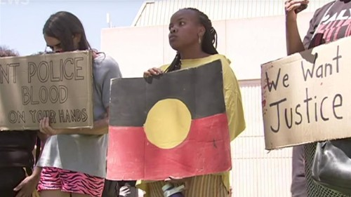 Australian police officer charged with murdering Aboriginal teen