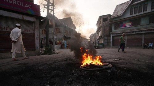 Kashmir saw 500 protests, hundreds injured in three weeks: Report