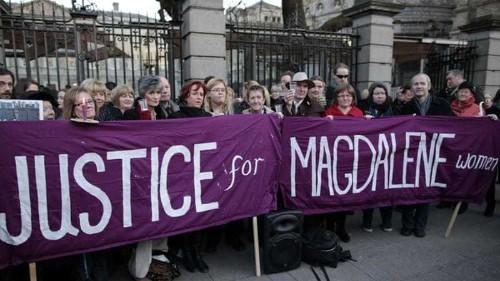Survivors remember Ireland's Magdalene laundries